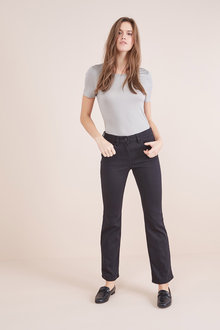 Next Forever Black Boot Cut Jeans - 251793