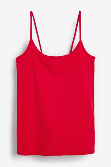Next Red Thin Strap Vest - 251843
