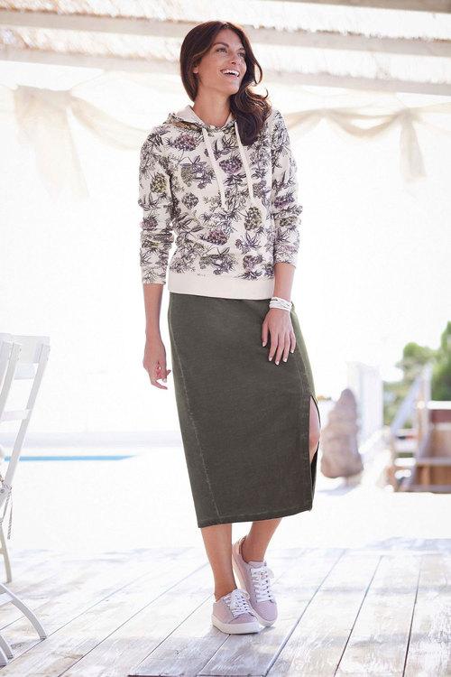 Urban Midi Skirt