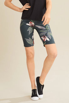 Isobar Active High Waist Bike Short - 251956