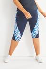 Isobar Active Splice Knee Length Legging