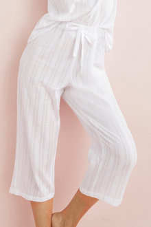 Mia Lucce 3/4 Length Pj Pants - 251978