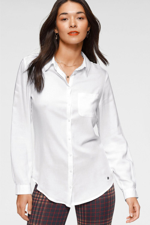 Urban White Shirt