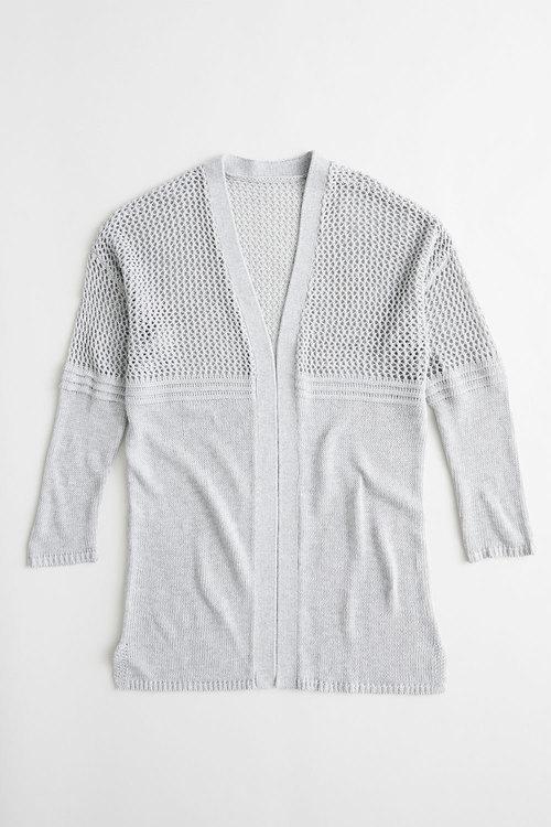 Urban Open Longline Knit Cardi