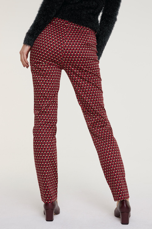 Heine Geo Print Trouser