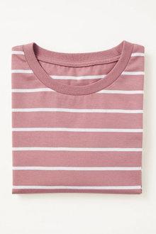 Southcape Yarn Dyed Short Sleeve Tee - 252124