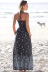Urban Printed Beach Maxi Dress