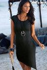 Urban Asymmetric Beach Dress
