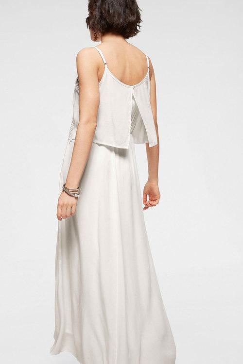 Urban Lace Trim Dress