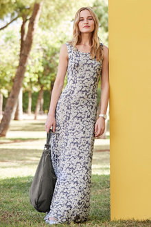 Heine Simple Maxi Dress - 252186