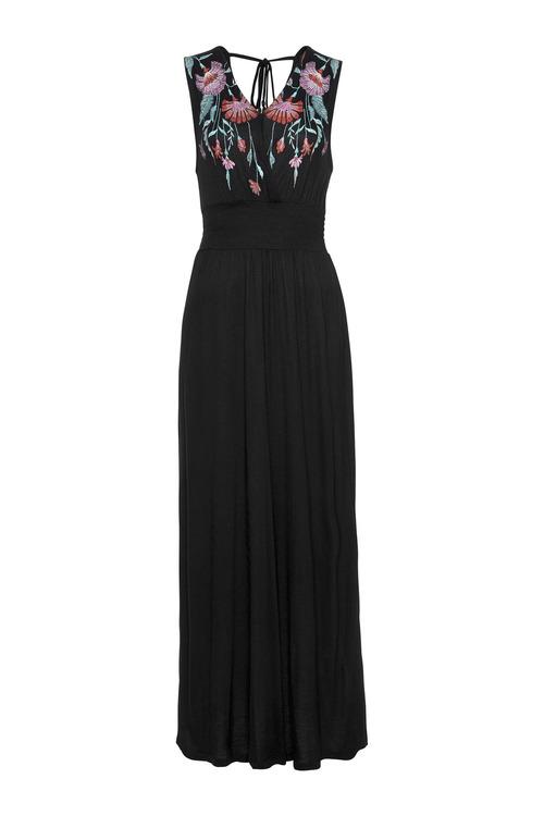 Urban Print Maxi Dress
