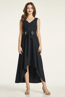 Heine Black Sleeveless Evening Dress - 252238
