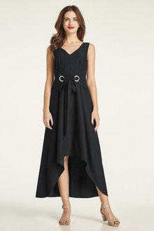 Heine Black Sleeveless Evening Dress - 252238