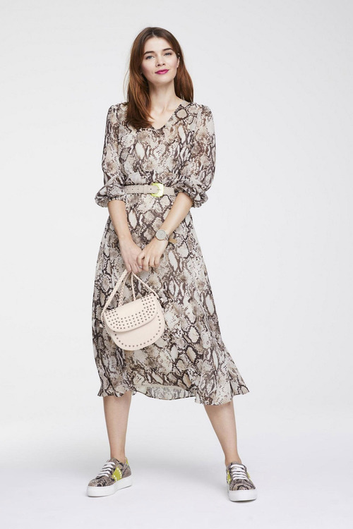 Heine Animal Print Dress