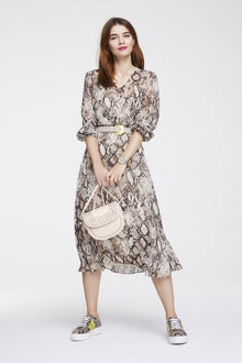 Heine Animal Print Dress - 252239