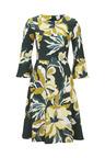 Heine Print 3/4 Long Sleeve Dress