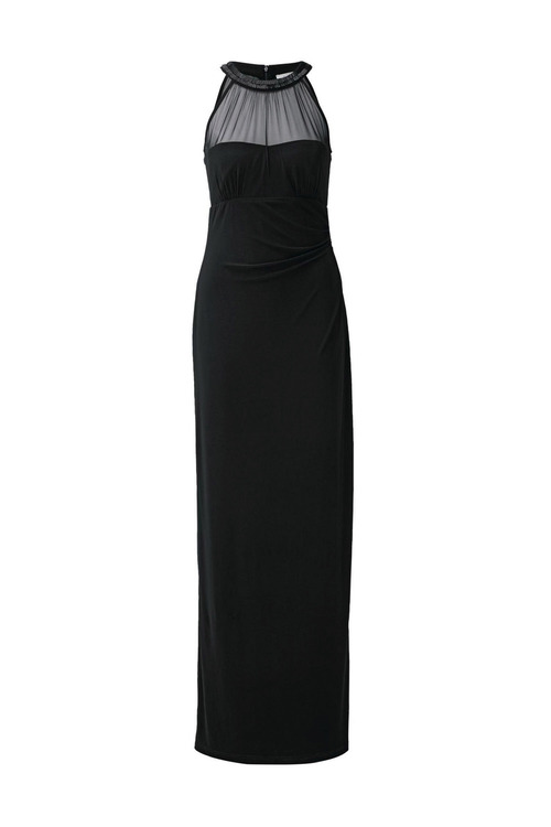 Heine High Slit Evening Dress