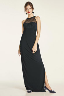 Heine High Slit Evening Dress - 252244