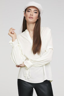 Heine Long Sleeve Blouse - 252247