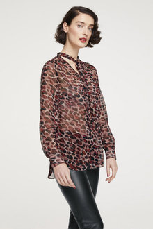 Heine Animal Print Blouse - 252248