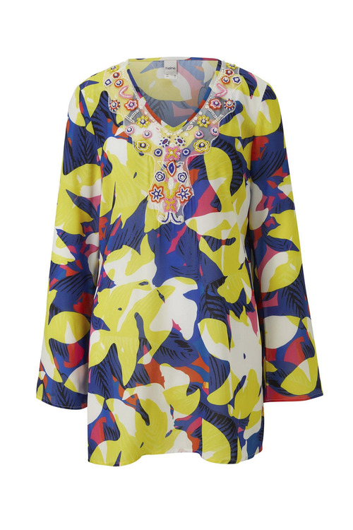 Heine Long Sleeve Print Tunic