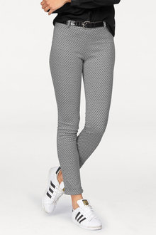 Urban Patterned Knit Pant - 252265