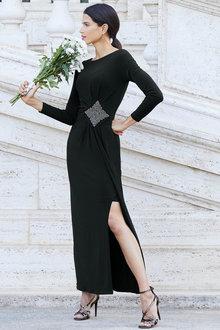 Heine Embellished Maxi Dress - 252272