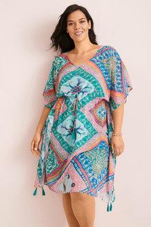Sara Kaftan Dress - 252286
