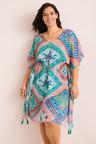 Sara Kaftan Dress