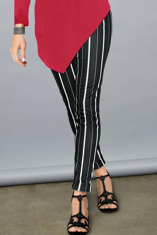 Heine Striped Trouser
