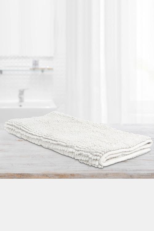 Algodon Toggle Bath Mat