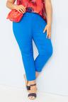 Sara Coloured Crop Jean
