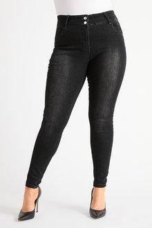 Sara Lift & Shape Jean - 252357