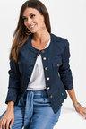 Euro Edit Broidery Jacket