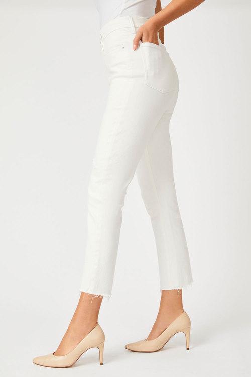 Emerge Distressed Straight Jean