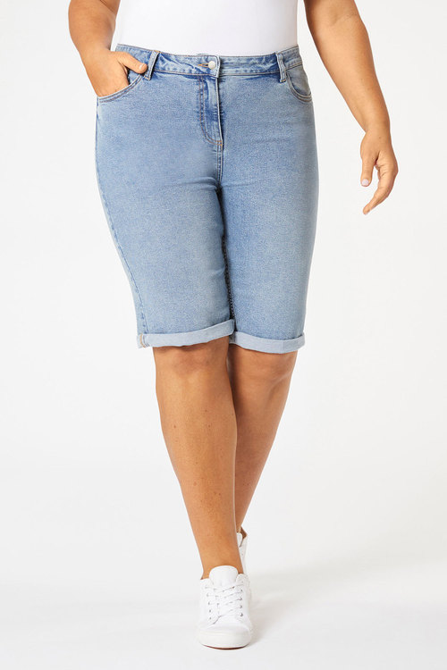 Sara Denim Short