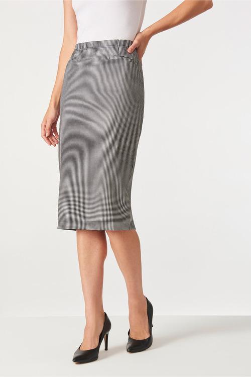 Capture Ponte Pencil Skirt