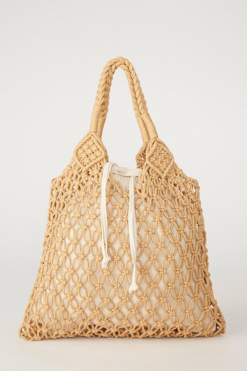 Accessories Macrame bag