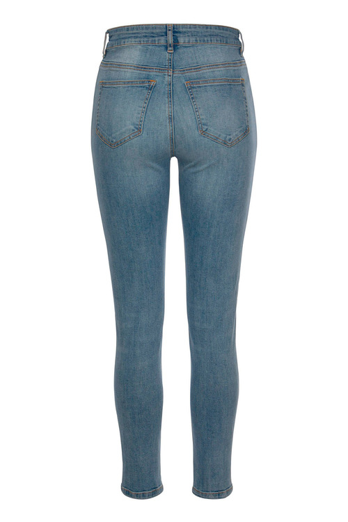 Urban Button Fly Jeans