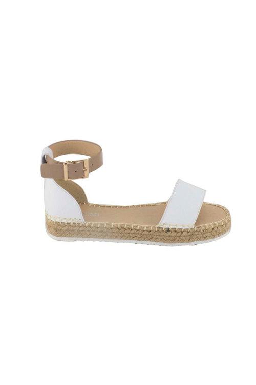 Human Premium Bedford Sandal Flat