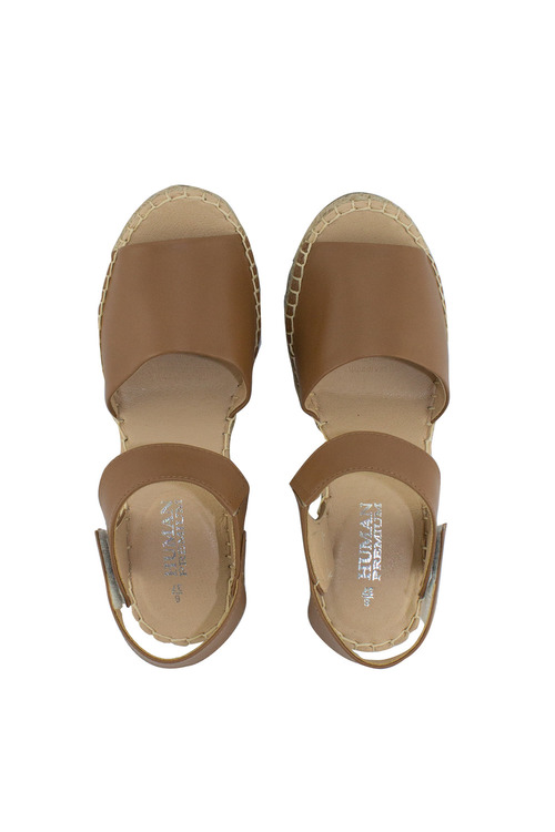 Human Premium Hartley  Sandal Heel