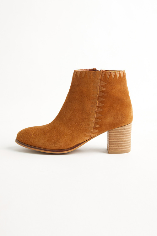 Human Premium Dylan Ankle Boot Boots Ankle