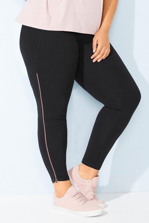 Sara Zip Legging
