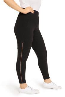 Sara Zip Legging - 252487