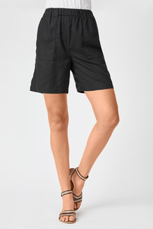 Capture Linen Blend Classic Short - 252495