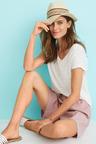 Capture Linen Blend Classic Short