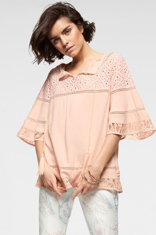 Urban Lace Boho Top
