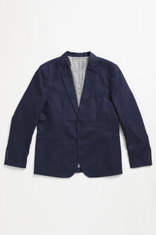 Jimmy+James Linen Blend Blazer