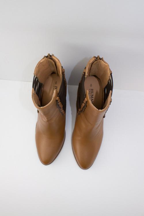 Human Premium Layton Ankle Boots