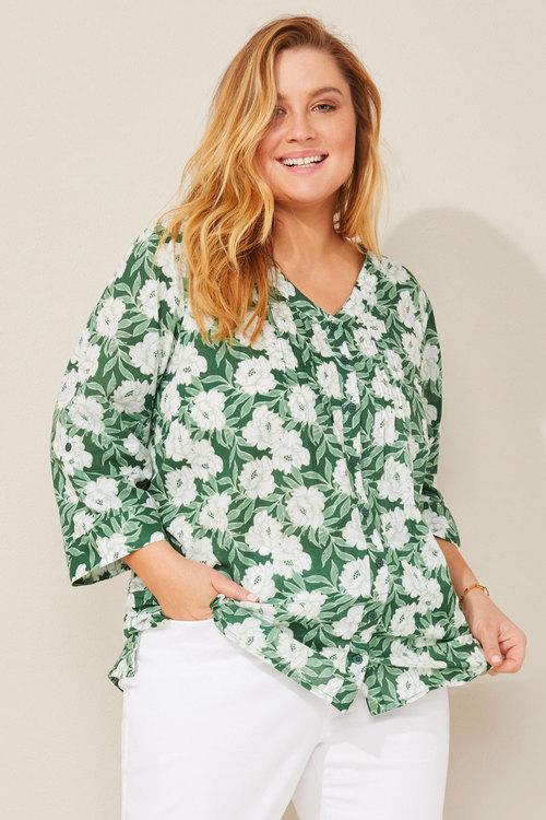 Sara Classic Shirt